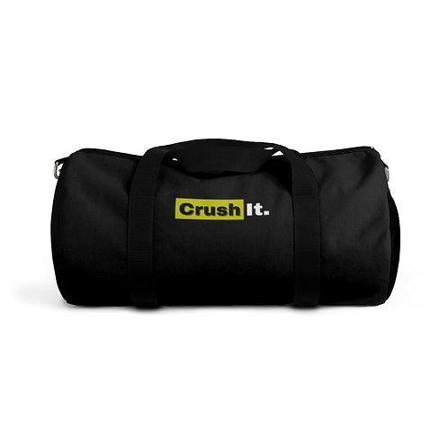 Crush It Gym Bag