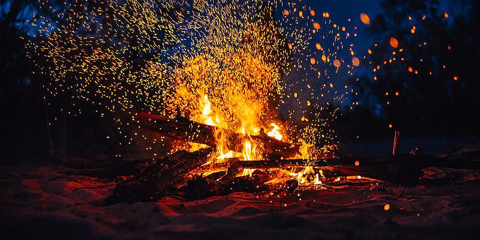 Bonfire with the Ladies of ΛΣΓ