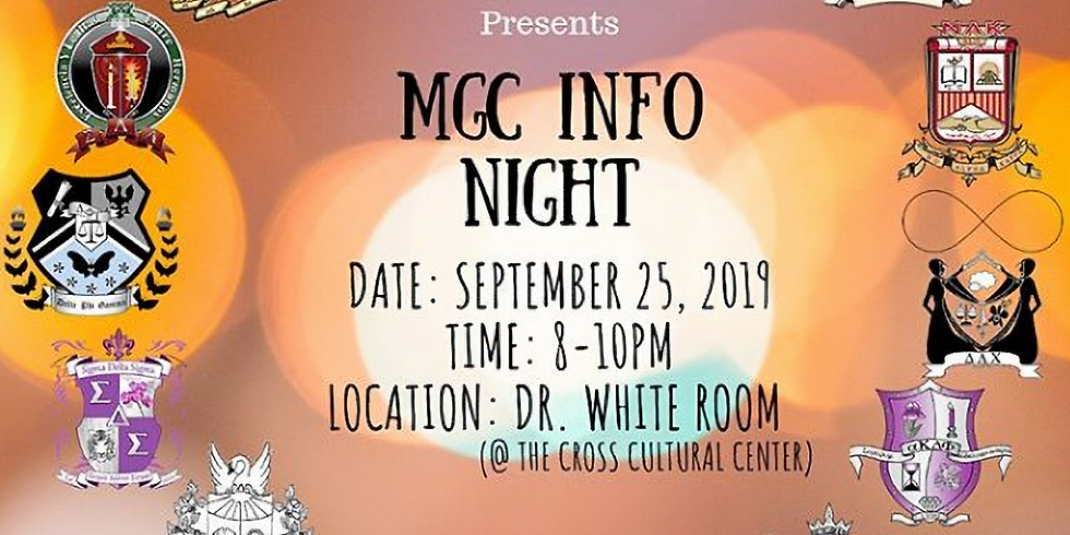 Game Night with the ladies of ΣΠΑ & MGC Info Night