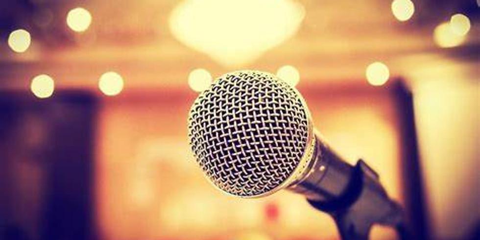 Karaoke Night With The Ladies of ΦΛΡ