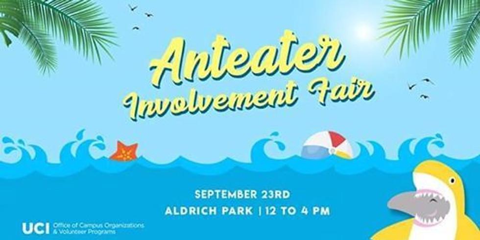 Anteater Involvement Fair & Football at BWW