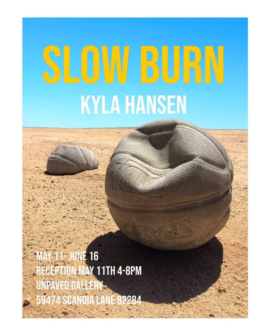 Kyla Hansen Slow Burn