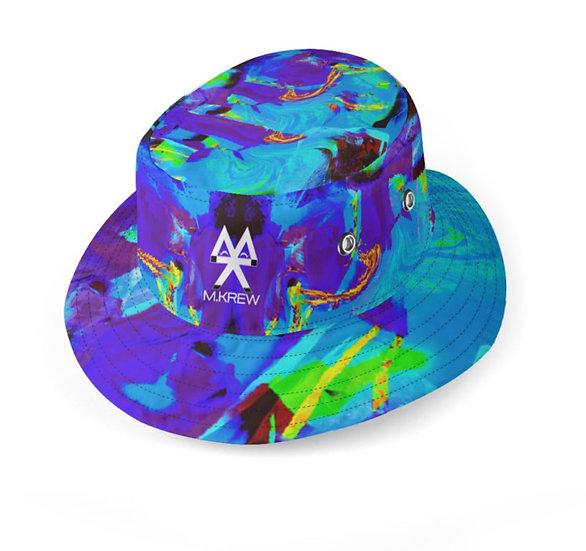 Psychedelic Bucket Hat