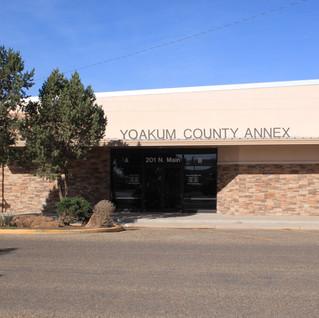 Yoakum County Annex