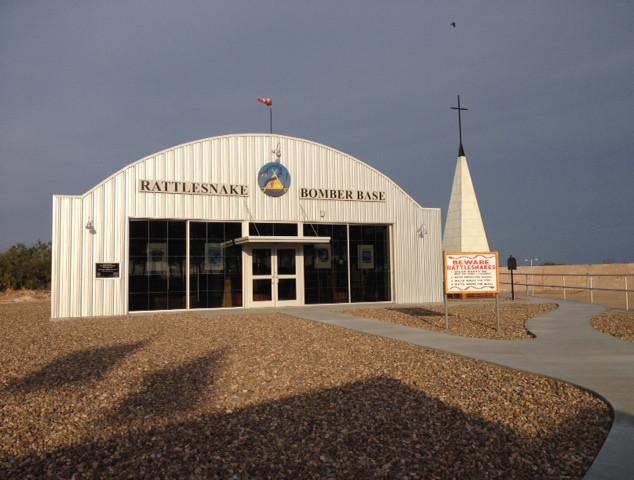 Rattlesnake Bomber Base Museum