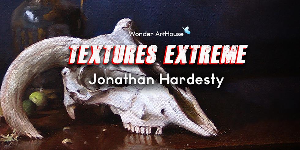 Textures Extreme - Artist workshop with Jonathan Hardesty