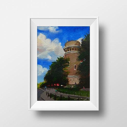 Piotrikow Watertower