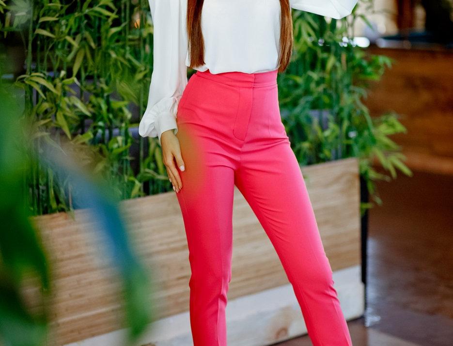 Pantaloni Crimson