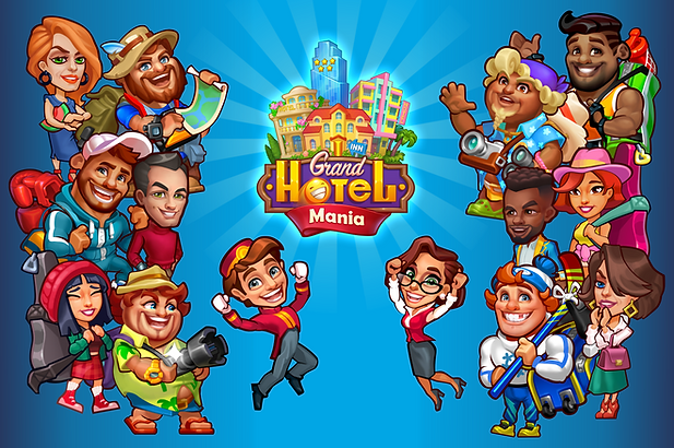 Обложка GHM общей игровой страницы сентя
