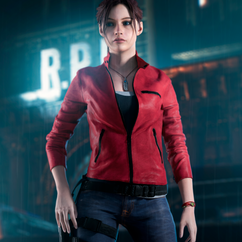 Claire Redfield - RE2 REMAKE (Full-body Render).png