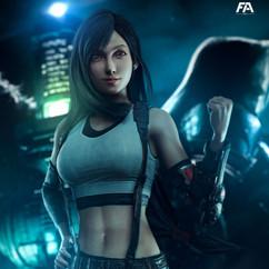 Tifa Lockhart - FFVII Remake Render