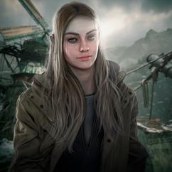 Rosemary Winters - Village Resident Evil