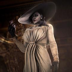 Lady Dimitrescu - Village Resident Evil.png