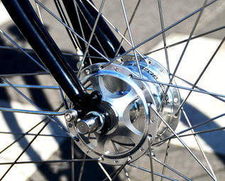 Når du køber en cykel, bør du kigge på bremserne