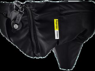 Få din egen cykel-airbag leveret til dit skrivebord og læs om brugernes erfaringer mens du venter