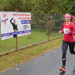 Mistrovství republiky v půlmaratonu a spuštění registrace