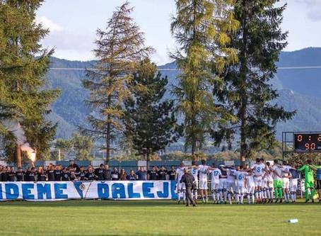 Nosek: nejvyšší 3. fotbalová liga na Slovensku se vrátí o několik let nazpět