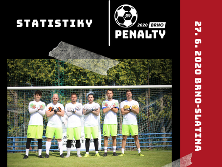Statistiky Penalty 2020