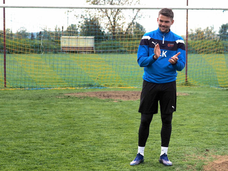 Luboš Kalouda, o tom co dělá po konci kariéry, penaltách a vztahu ke Zbrojovce