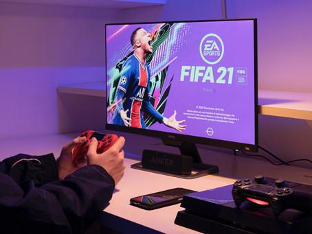 Hra FIFA jak ji možná neznáte + SOUTĚŽ!