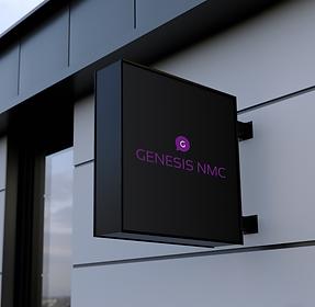 Genesis NMC signage.png