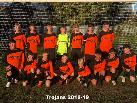 Trojans 2018-19