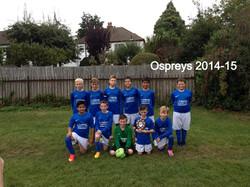 Ospreys 2014-15