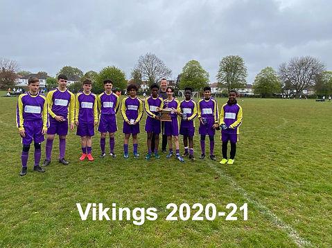Vikings 2020-21
