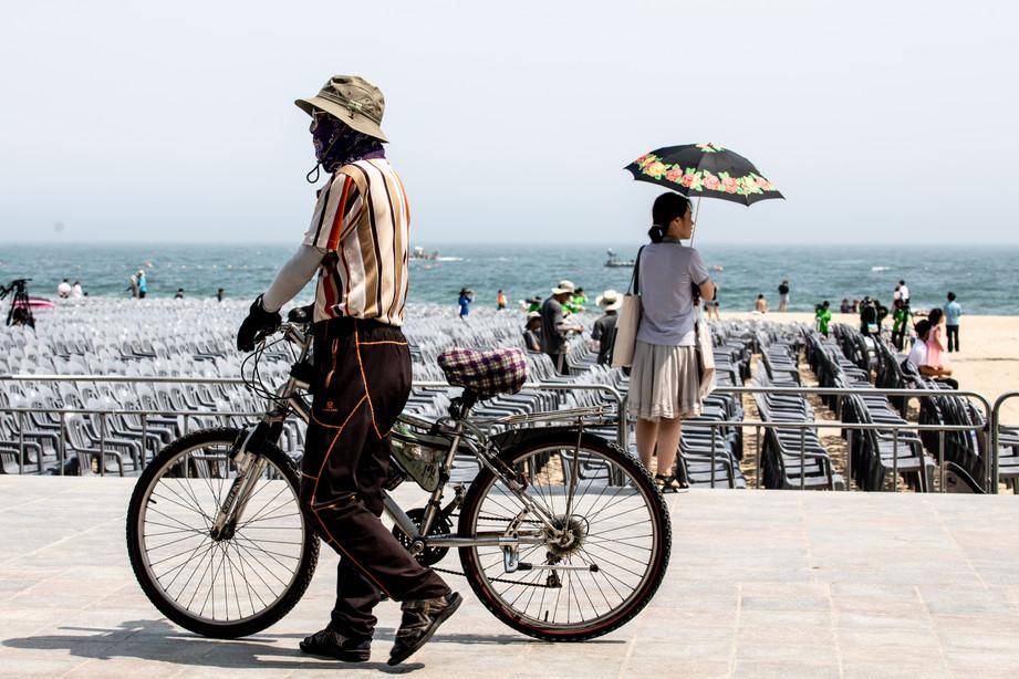 Busan Seaside