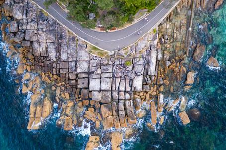 Manly Beach Rocks