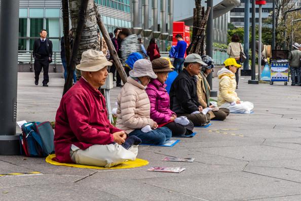 Street Meditation