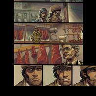 Wolverine page 1