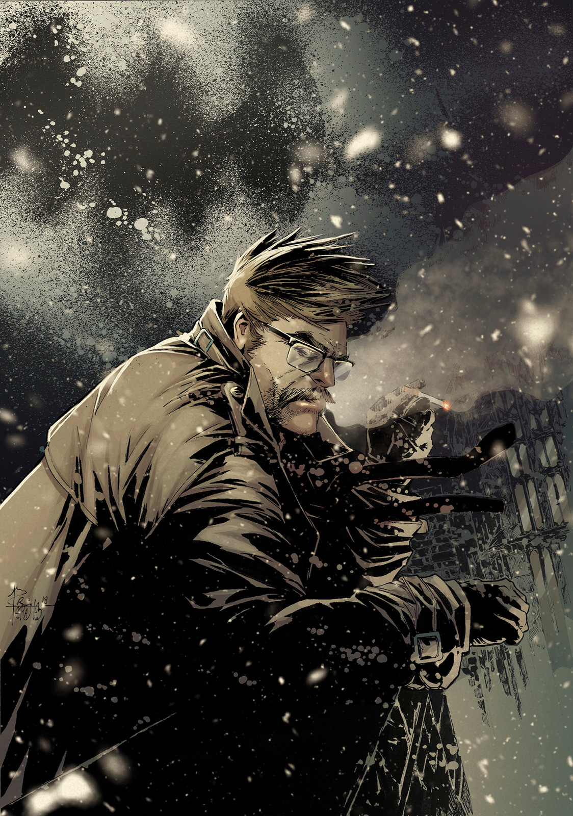 [Year of Evil] Gotham City Falls File