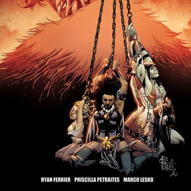 Rat Queens #16 Cover