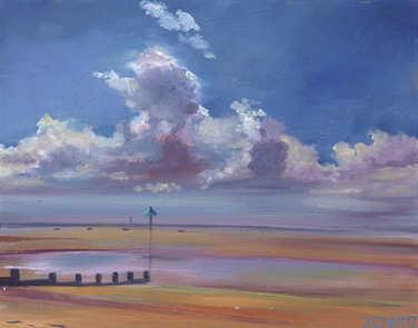 Oil Distant Clouds 25cm x 20cm.jpg