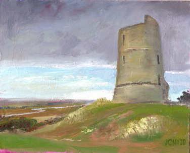 Oil Hadleigh Castle 25 x 20.jpg
