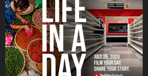 Join the world in making a historic documentary on July 25th | ADMUINFO
