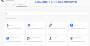 Discover the latest updates to Google Data Studio June 2020   ADMUINFO