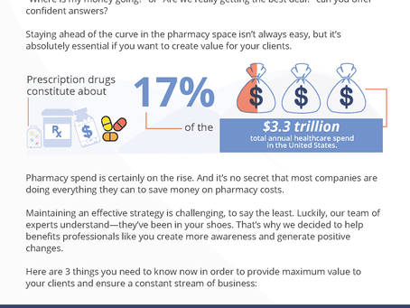 3 Things You Need to Know About Pharmacy Claims