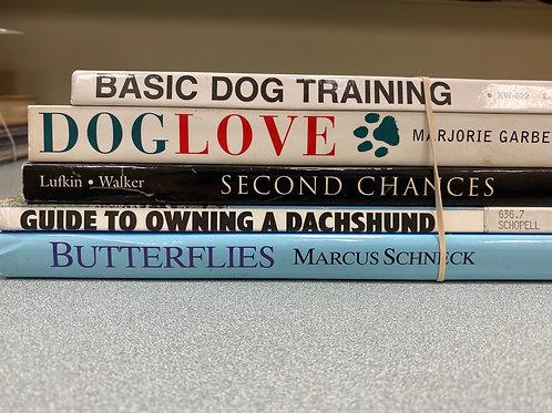 Dog Training, Dachshunds, Butterflies