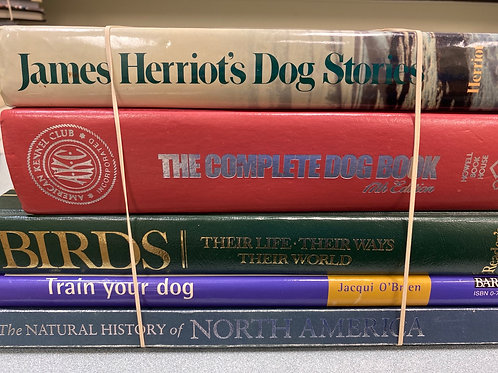Dogs and Natural History