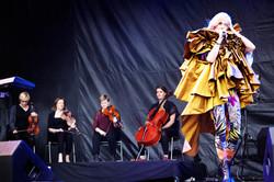 Oh Land, Northside Festival 2012