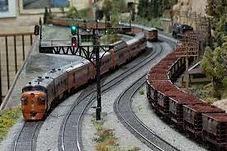 Model Railroads in Ramsey County