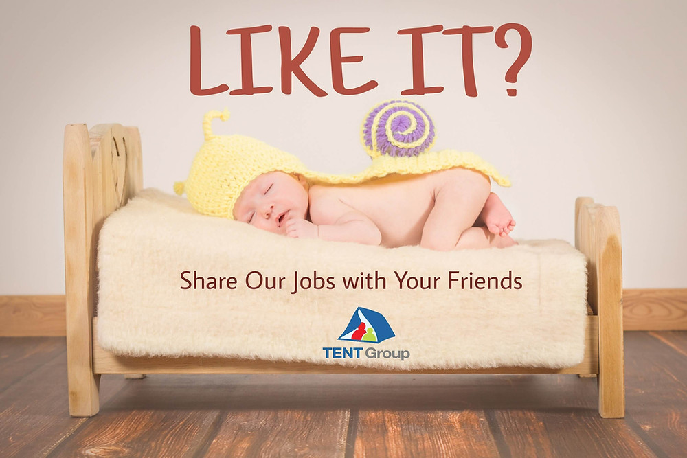 Full-Time Job with Benefits