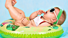 Child Swimming Lessons: Turning your Tot into a Tadpole