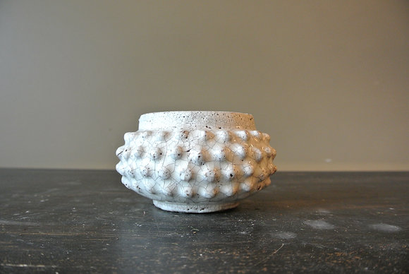 Small Pointed Crackled Vase