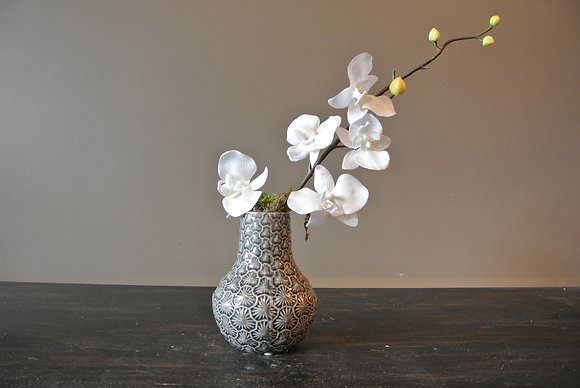 Artificial White Orchids