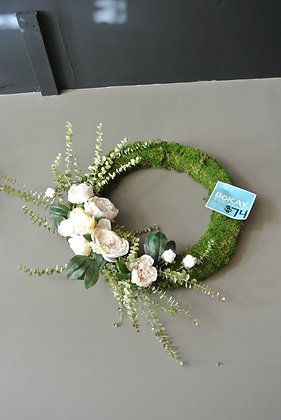 Wreath & Flowers