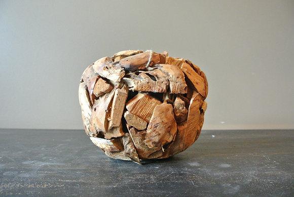 Round Wooden Piece