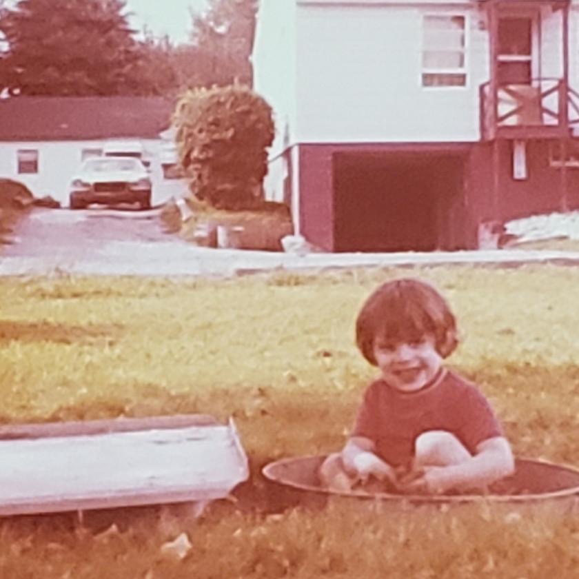 A boy and his Camaro 1978